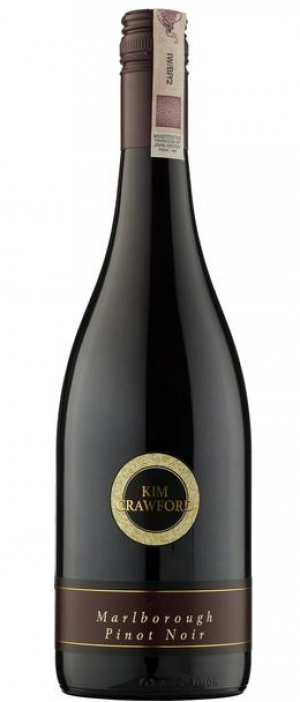 Kim Crawford 2012 Pinot Noir Bottle