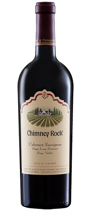 Chimney Rock Cabernet Sauvignon Stags Leap District Bottle