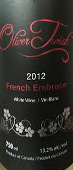 French Embrace Bottle