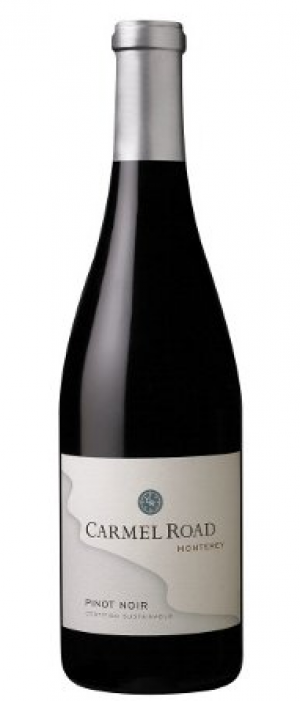 Carmel Road Winery 2013 Pinot Noir Bottle