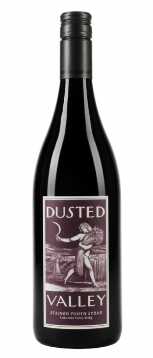 Dusted Valley 2014 Stained Tooth Syrah Bottle
