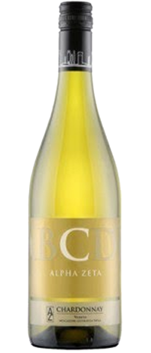 Alpha Zeta 2012 Chardonnay Bottle