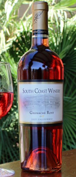 Grenache Rose Bottle