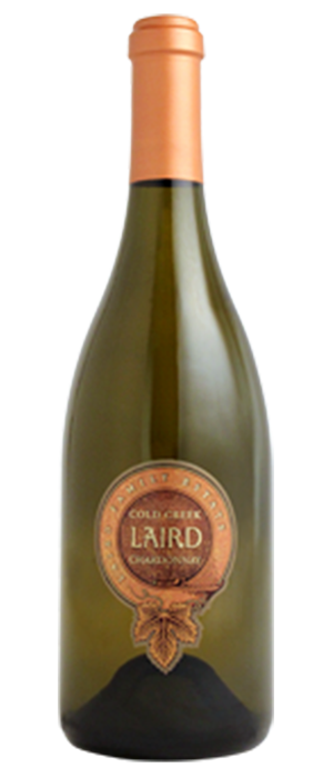Laird Family Estate 2011 Chardonnay Bottle