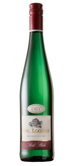 Dr. Loosen 2016 Riesling Dry Red Slate | White Wine