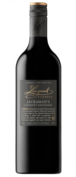 Jackamans Cabernet Sauvignon Bottle