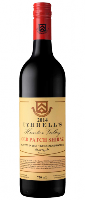 Tyrrell's Wines 2014 Old Patch Shiraz | Red Wine