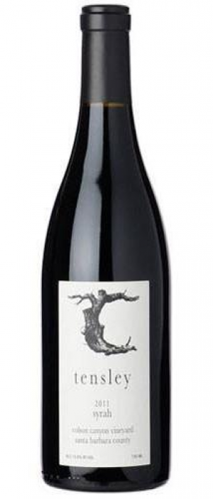 Tensley Wines 2016 Colson Canyon Vineyard Syrah | Red Wine