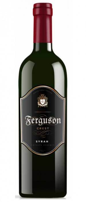 Ferguson Crest 2012 Syrah (Shiraz) | Red Wine