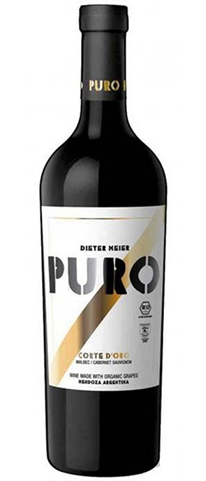 Puro Corte d'Oro Bottle
