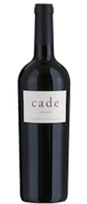 Cade 'Napa Valley' Cabernet Sauvignon Bottle