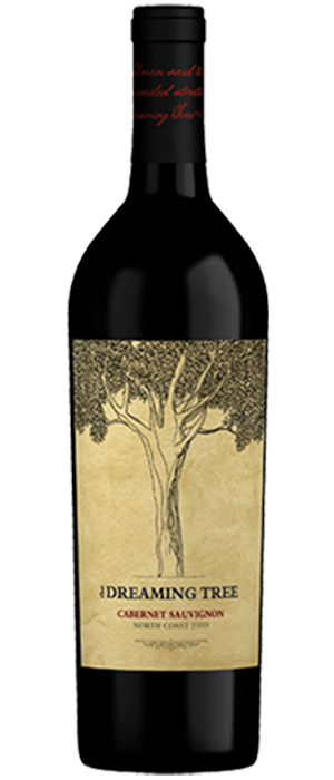 The Dreaming Tree Wines 2011 Cabernet Sauvignon Bottle