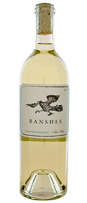 Banshee Wines 2011 Sauvignon Blanc Bottle