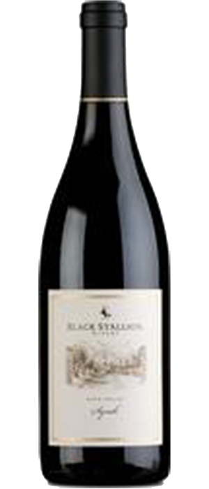 Napa Valley Syrah  Limited Release Bottle
