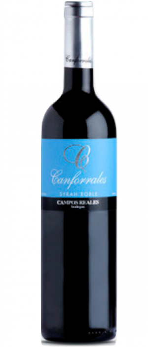 Campos Reales 2014 Canforrales Syrah | Red Wine