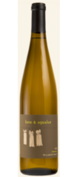 Love & Squalor Riesling 2014 Bottle