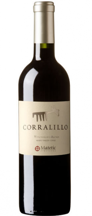 Matetic Vineyards Corralillo Winemakers Blend  2012 | Red Wine