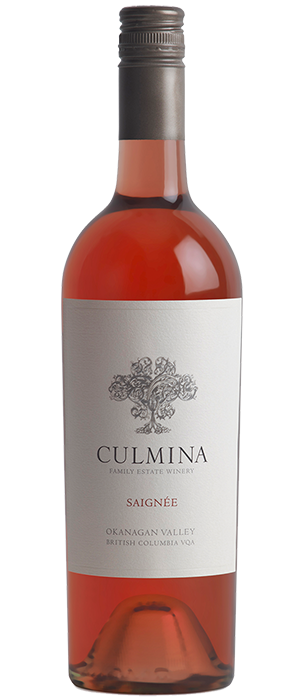 Culmina 2013 Merlot Saignée Bottle