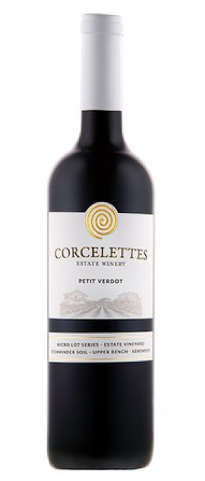 Corcelettes Estate Winery 2015 Petit Verdot | Red Wine