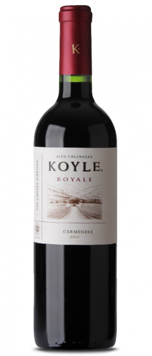 Koyle Royale 2013 Carmenere | Red Wine