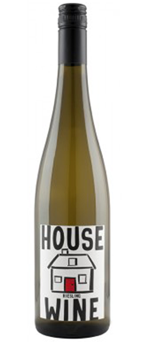 House Wine 2011 Riesling Bottle