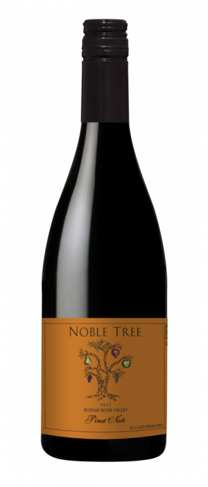 Noble Tree 2012 Pinot Noir Bottle