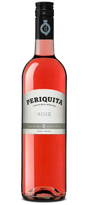 Periquita Rosé Wine Bottle