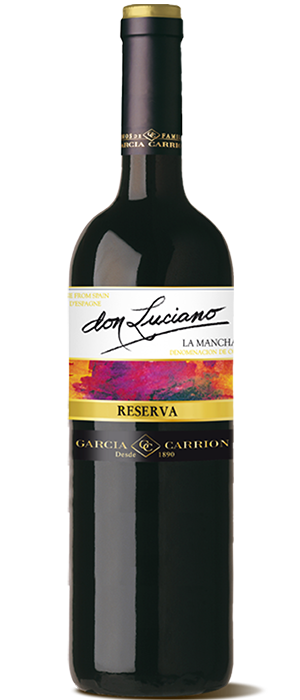 Don Luciano 2013 Reserva La Mancha | Red Wine