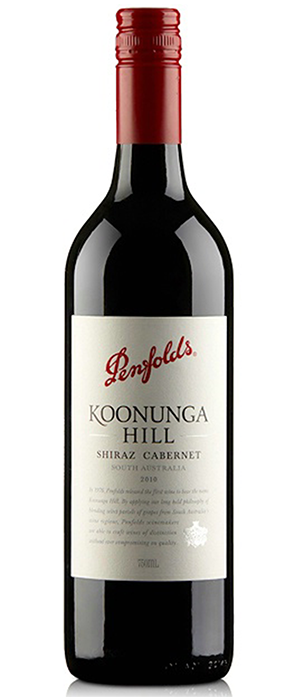 Koonunga Hill Bottle