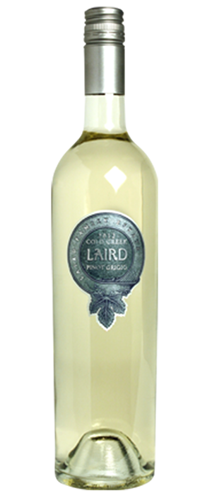 Laird Family Estate 2013 Pinot Gris (Grigio) Bottle