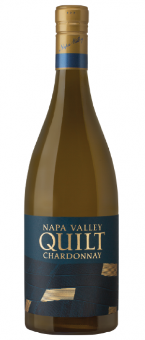 Quilt 2016 Chardonnay Bottle