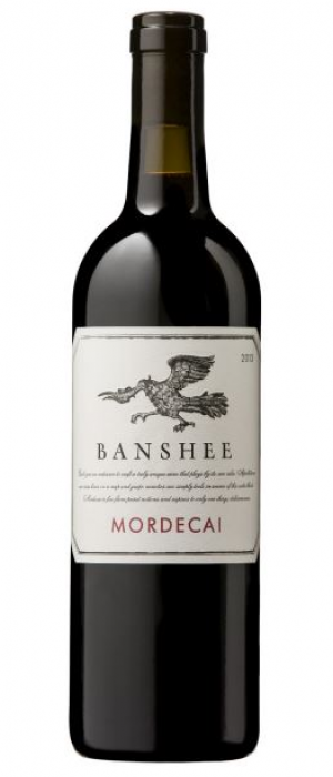 Banshee Wines Mordecai 2013 Proprietary Red Blend Bottle