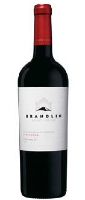 Brandlin Vineyard 2015 Zinfandel Bald Mountain Vineyard | Red Wine