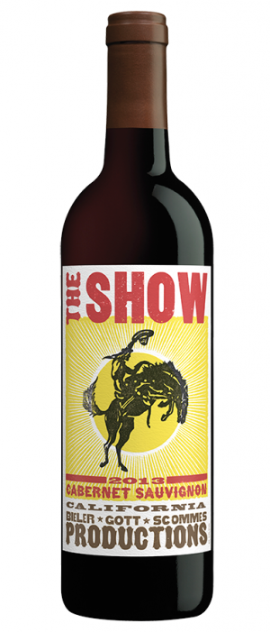 The Show 2013 Cabernet Sauvignon California Bottle