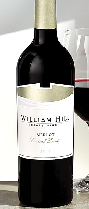 Central Coast Merlot Bottle