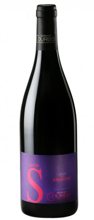 Domaine Courbis Syrah 2016 Ardeche IGP | Red Wine