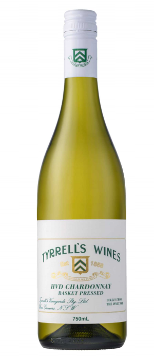 Tyrrell's Wines 2015 HVD 'Old Vines' Chardonnay | White Wine