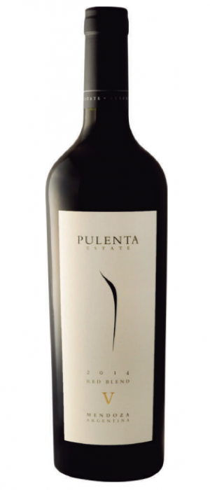 Pulenta Estate Red Blend 2014 Bottle