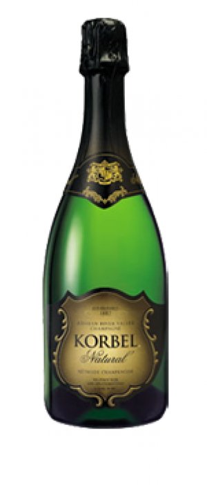 Korbel Natural' Bottle
