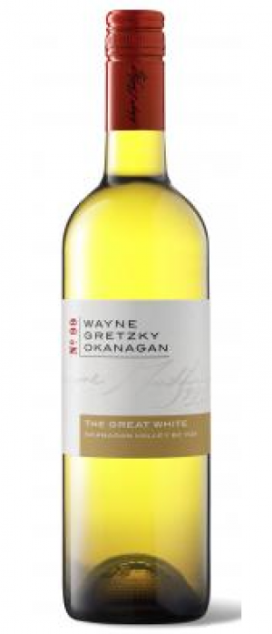 Wayne Gretzky Okanagan The Great White 2015 Bottle