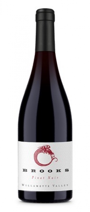 Brooks Winery 2015 Pinot Noir Bottle