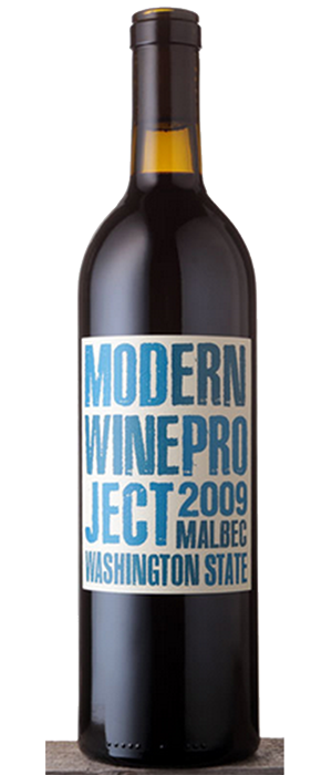 Modern Wine Project Bottle