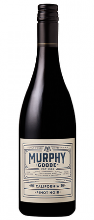Muprhy-Goode Winery 2014 Pinot Noir California Bottle