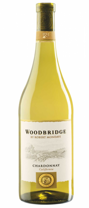 Woodbridge Chardonnay Bottle