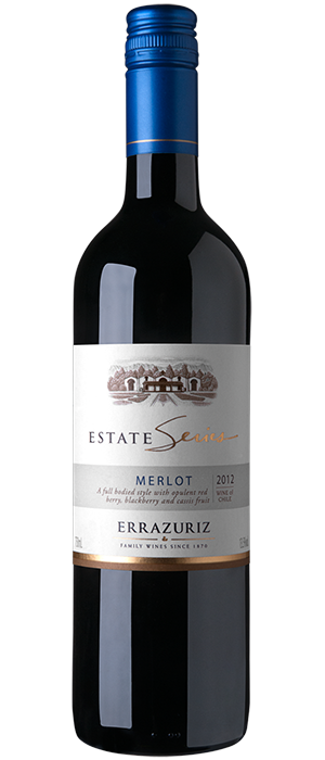 Estate Series Merlot Bottle