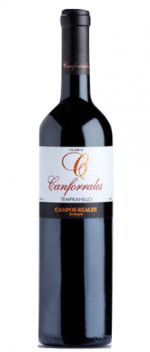 Campos Reales 2017 Canforrales Clásico | Red Wine