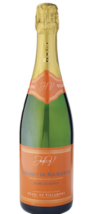 Cremant de Bourgogne Blanc de Blancs Bottle