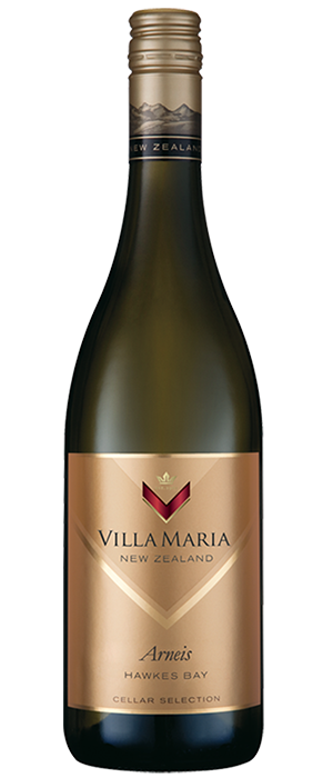 Villa Maria Cellar Selection 2013 Hawkes Bay Arneis Bottle