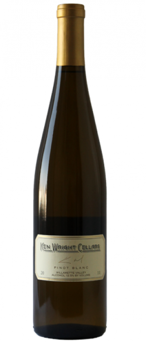 Ken Wright Cellars 2014 Pinot Blanc Bottle