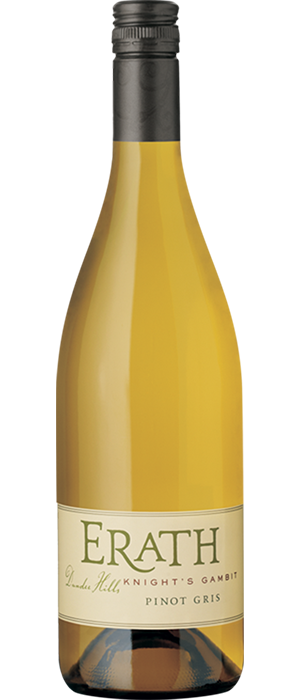 Knight's Gambit Pinot Gris Bottle